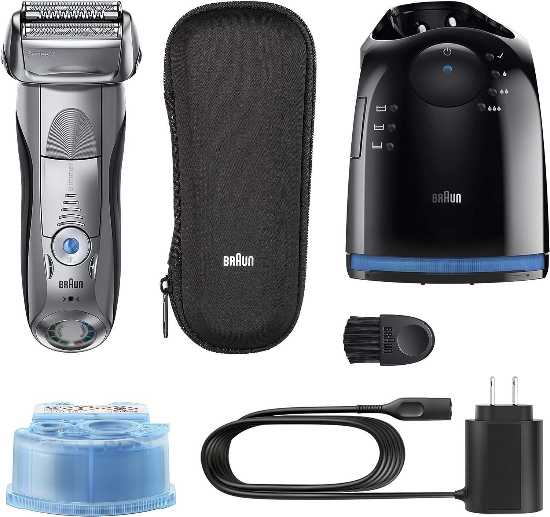 Series 7 790-4 CC Shaver by Braun: Amazon.es: Salud y cuidado personal