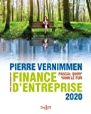 Finance d'entreprise 2020 - 18e éd.