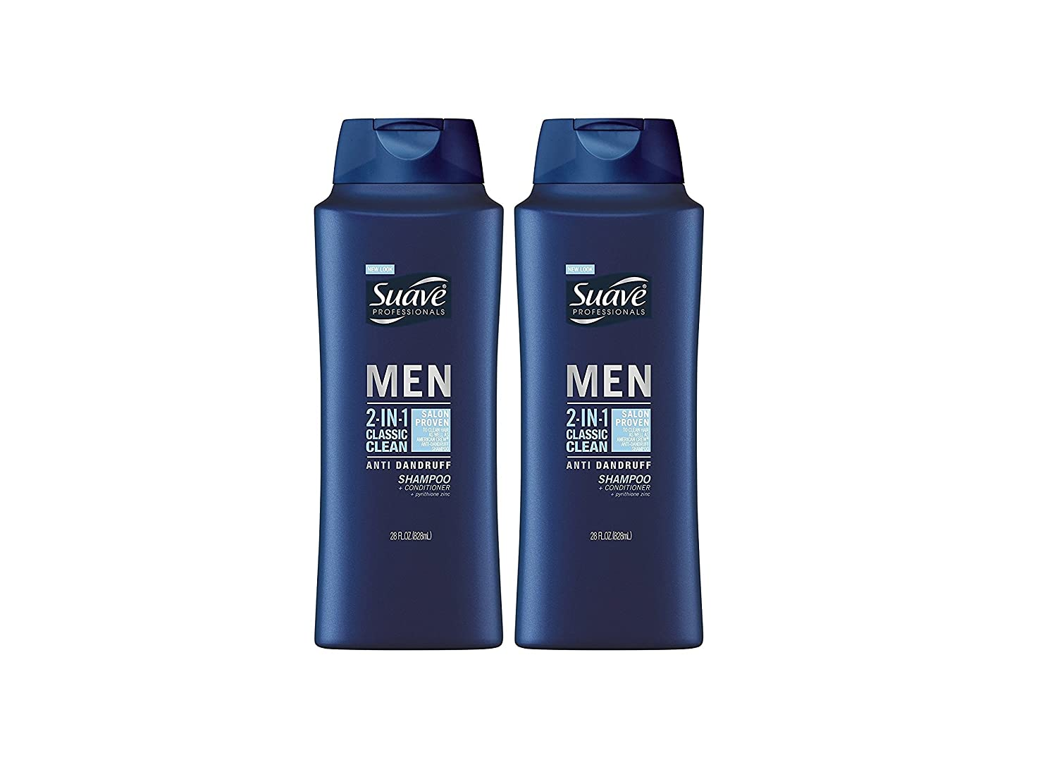 Suave Professionals for Men Anti Dandruff Shampoo