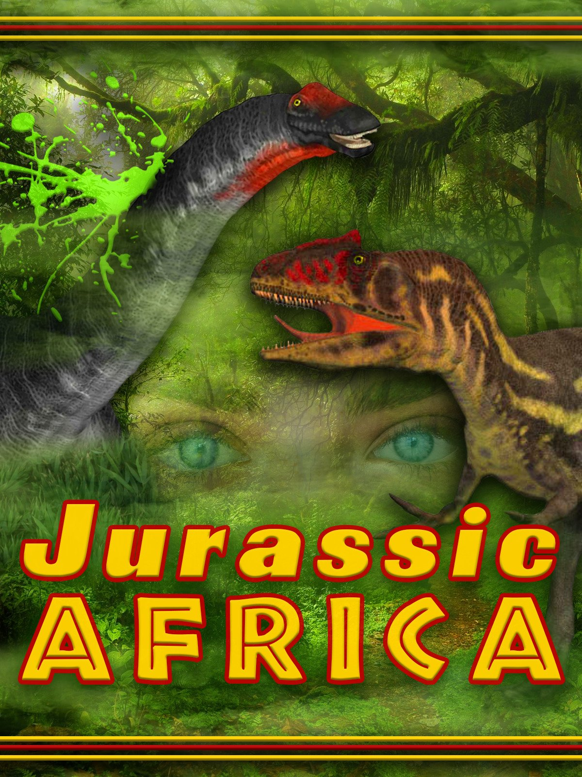 Amazon com: Watch Jurassic Africa | Prime Video