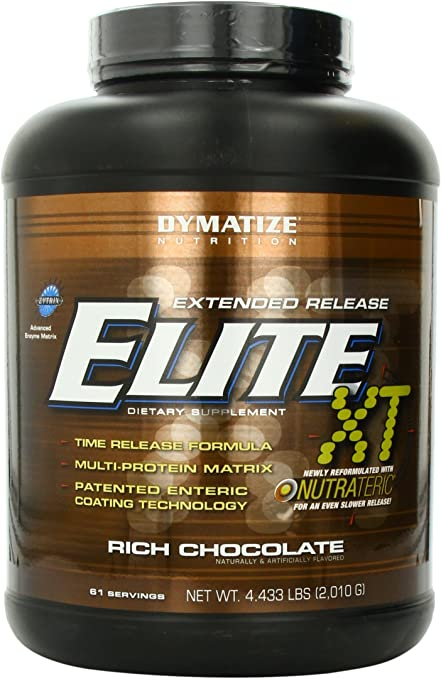 Dymatize elite xt (12 horas), 2000gr.