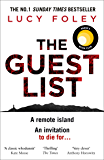 The Guest List: A Reese's Book Club Pick, the biggest crime thriller of 2020 from the number one best selling author of The Hunting Party