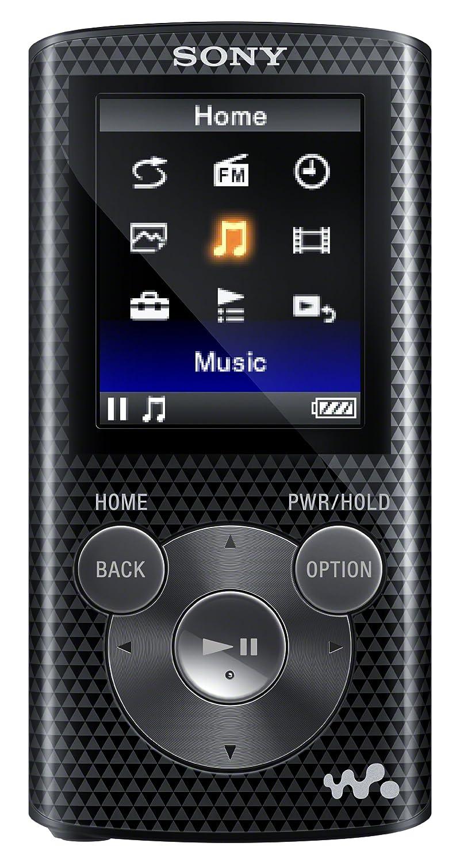 amazon com sony nwze385 16 gb walkman mp3 video player black rh amazon com All Sony MP3 Player Sony MP3 Player Instructions