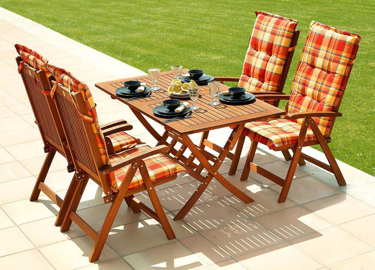 gartenm bel 9tlg mit 140cm klapptisch balkonm bel rio grande sunshine g nstig. Black Bedroom Furniture Sets. Home Design Ideas