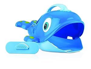 Nuby Bath Toy Whale Sea Scooper