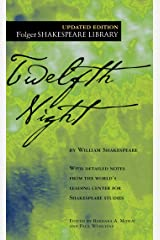 Twelfth Night (Folger Shakespeare Library) Mass Market Paperback
