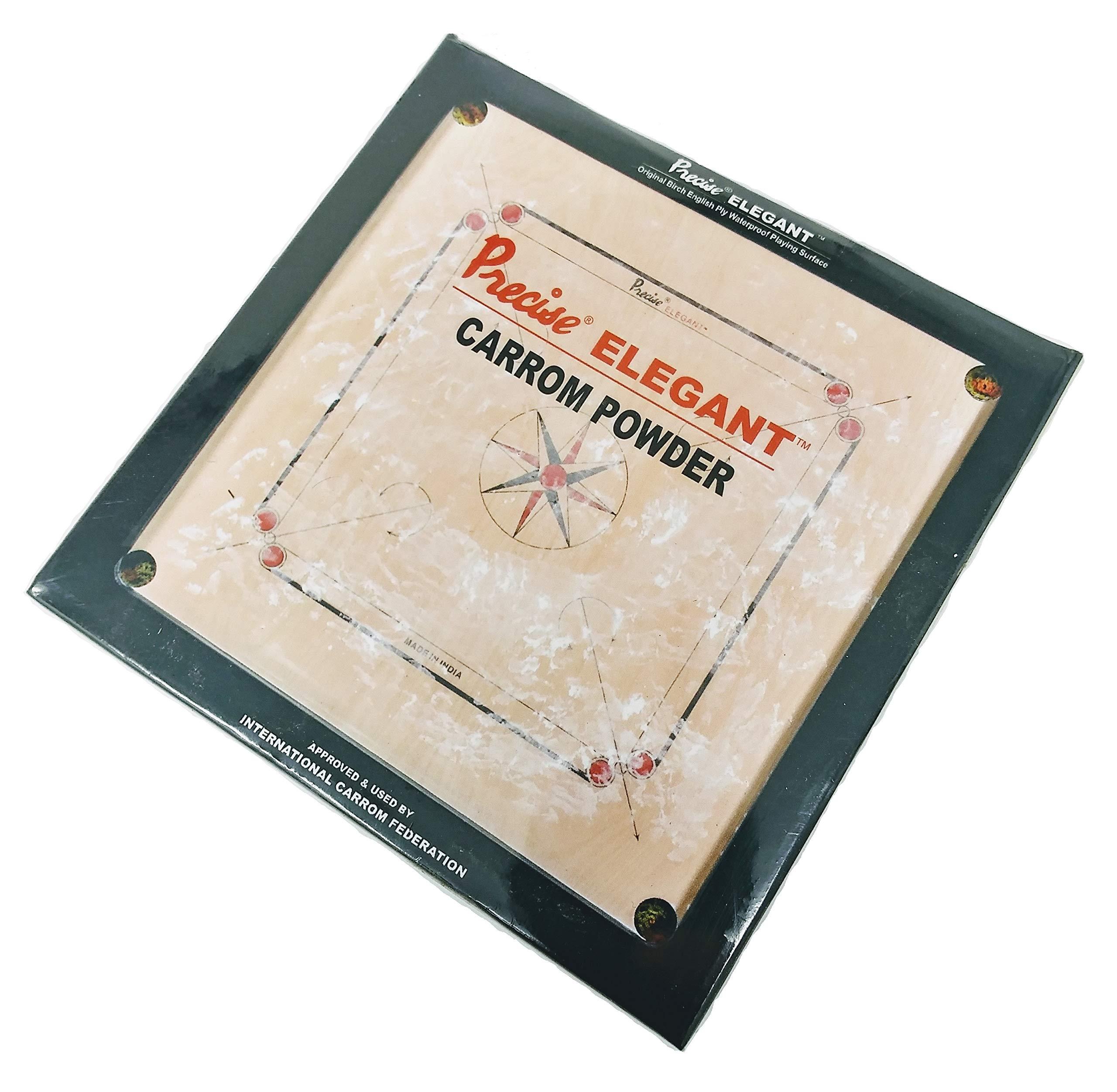 Precise Elegant Smooth Carrom Board Powder, 500gm