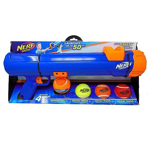 Best semi-automatic dog ball launcher