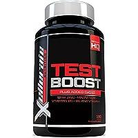 Test Boost para Hombres | 180 Cápsulas Suplemento