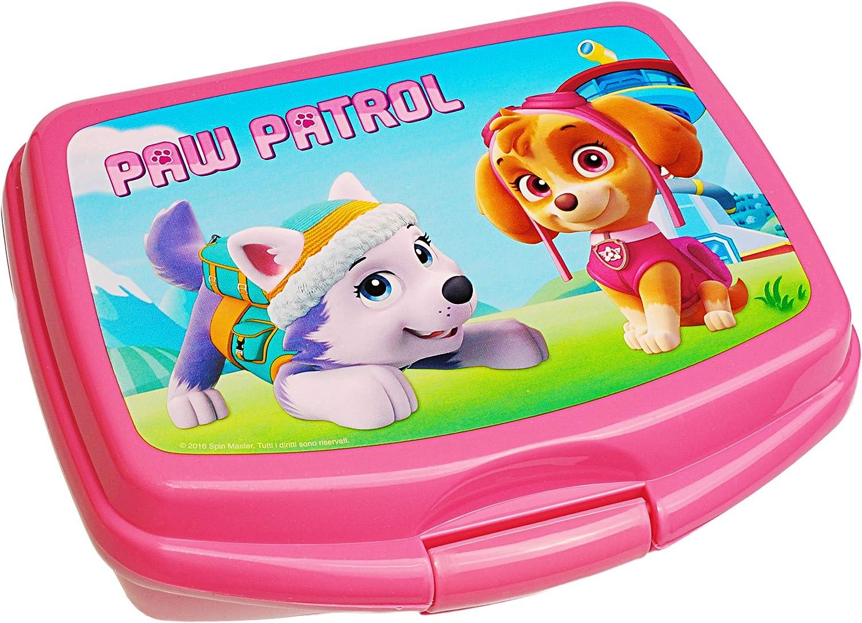 Paw Patrol f/ür Kinder Edelstahl Hunde rostfrei /_ BPA frei alles-meine.de GmbH 2 TLG inkl Set /_ Kinderbesteck Besteckset Besteck L/öffel Gabel Baby // .. Name