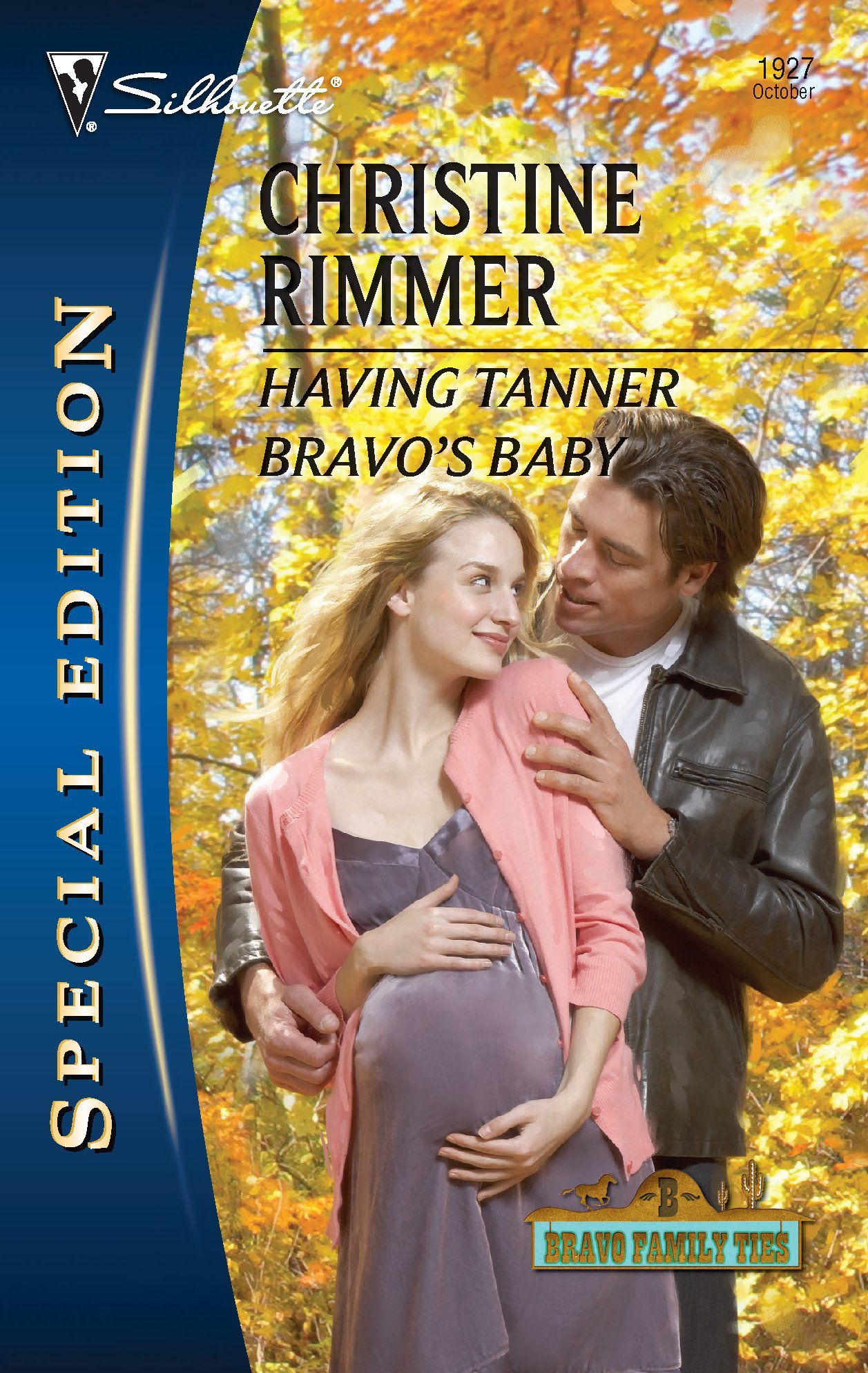 Download Having Tanner Bravo's Baby (Silhouette Special Edition) pdf