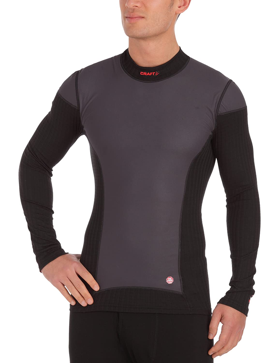 Craft Herren Funktionsunterwäsche Active Extreme Windstopper Longsleeve