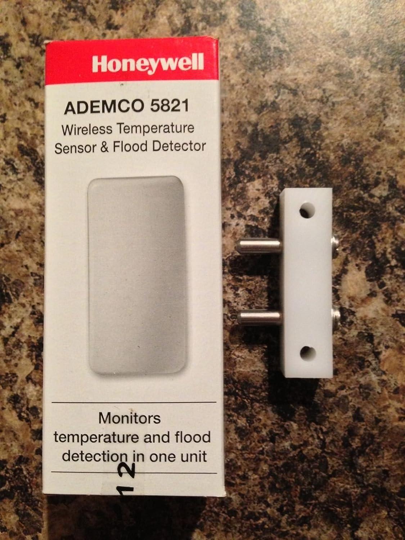 ADEMCO HONEYWELL 5821 & 470PB WATER FLOOD DETECTION KIT WIRELESS OR 470-12 NEW ;#G344T3486G 34BG82G430298