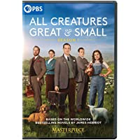 All Creatures Great and Small-Masterpiece(2020)(DVD)