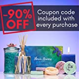 Cleverfy Shower Bombs Aromatherapy [6] Shower