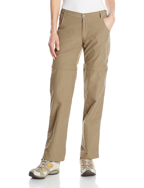 White Sierra Women's Sierra Point 31-Inch Inseam Congreenible Pant, Large, Bark S