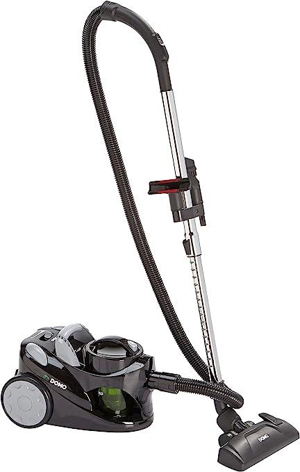 Domo DO7271S - Aspiradora de trineo, color negro y gris: Amazon.es: Hogar