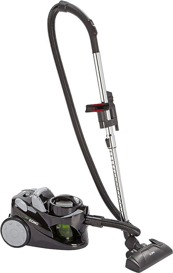 Domo DO7271S - Aspiradora de trineo, color negro y gris: Amazon.es ...