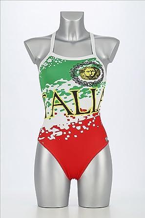 Miws Italia Bañador de Natación, Mujer: Amazon.es: Ropa y accesorios