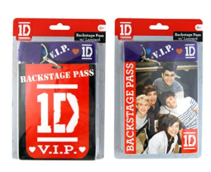 Amazon one direction vip backstage pass toys games one direction vip backstage pass m4hsunfo