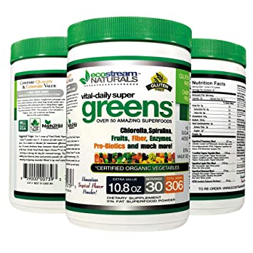 Amazon.com: # 1 verde Veggie Superfood Powder - Amazing 30 ...