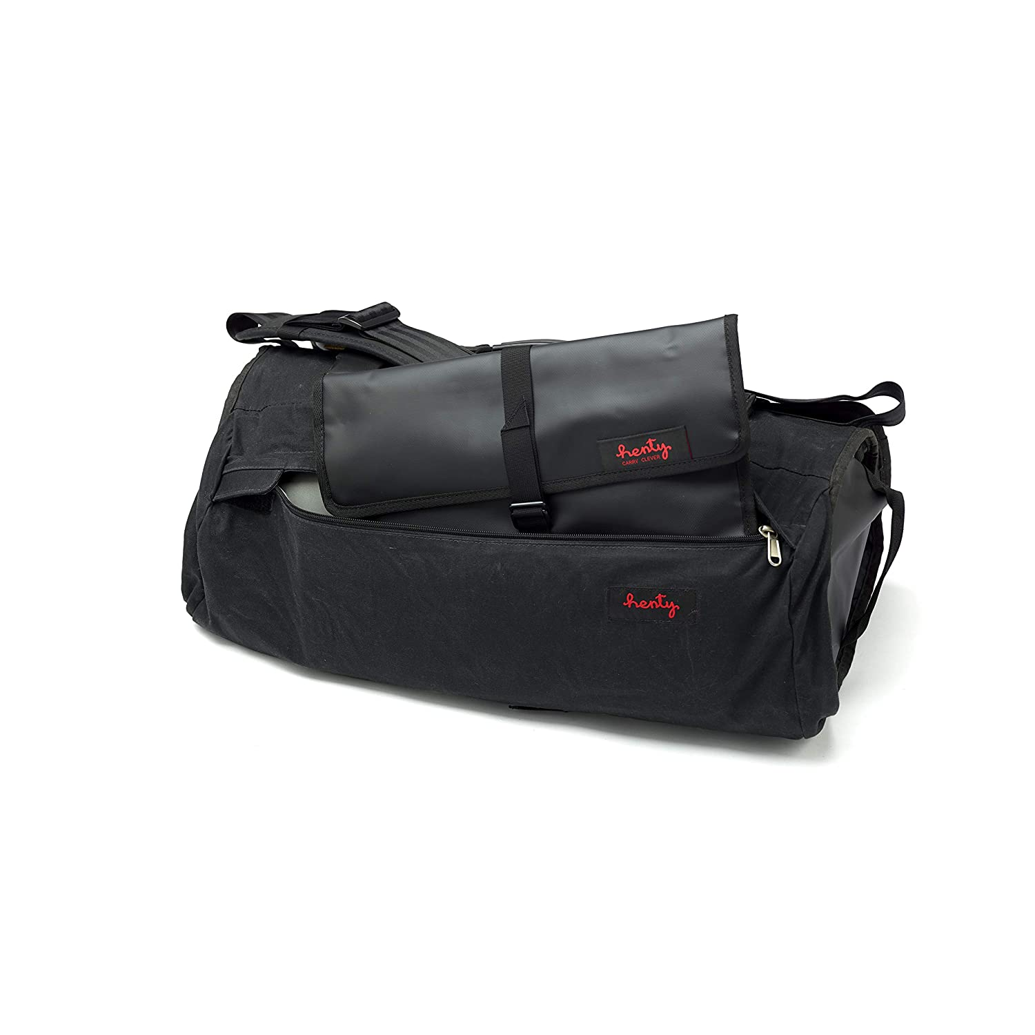 Co-Pilot Messenger Canvas Black