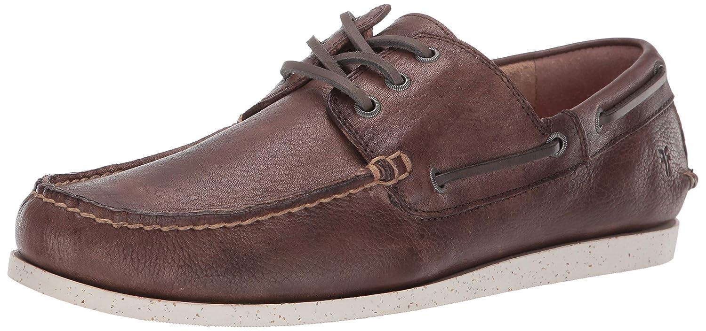 - Frye Men's Briggs Boat shoes, Slate 13 M