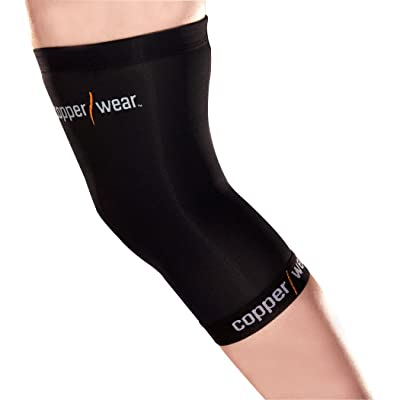Copper Wear Compression Knee Sleeve