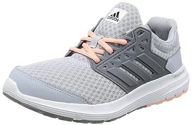 buy online 631df 0b388 adidas Damen Galaxy 3 W Laufschuhe, Grau (Grau), 36 EU