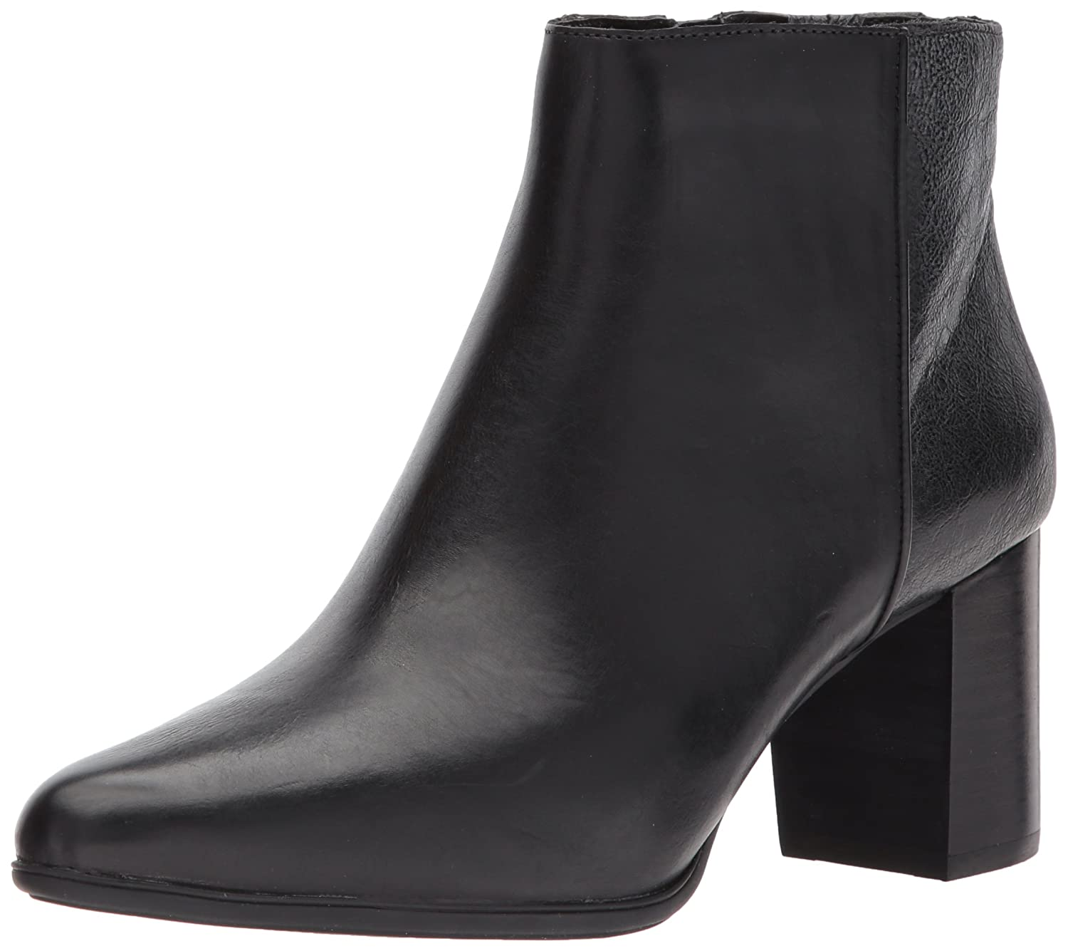 Rockport Women's Total Motion Lynix Bootie Boot B06VWVW6FH 5 W US|Black
