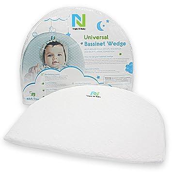 Amazon.com: Cuña de bebé para relajación de reflejos de 12 ...