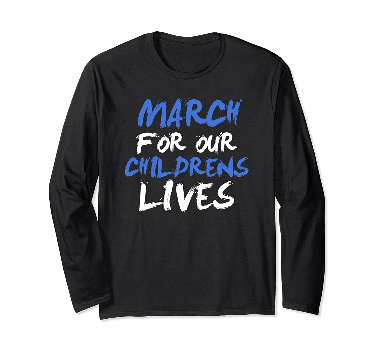 March For Our Children S Lives Protest Anti Gun T Shirt Ah My