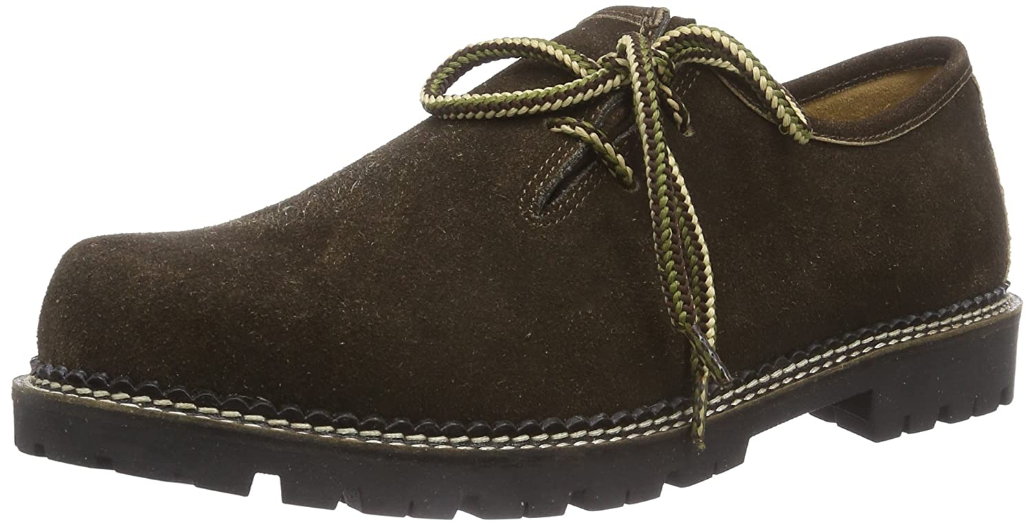 StockerpointSchuh 1224 - Derby Unisex Adulto, Marrón