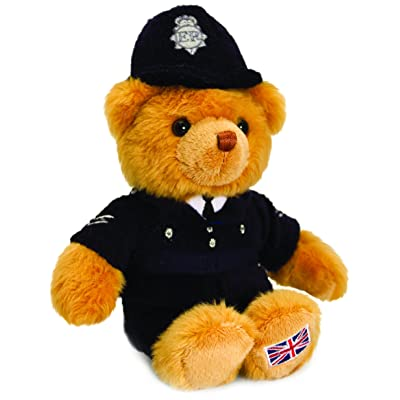 Keel Toys 15 cm London Policeman Bear: Toys & Games