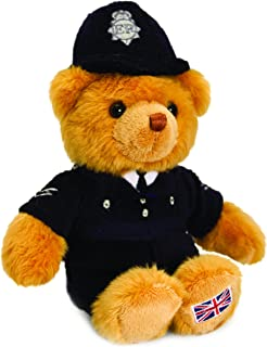 Keel Toys 15 cm London Policeman Bear