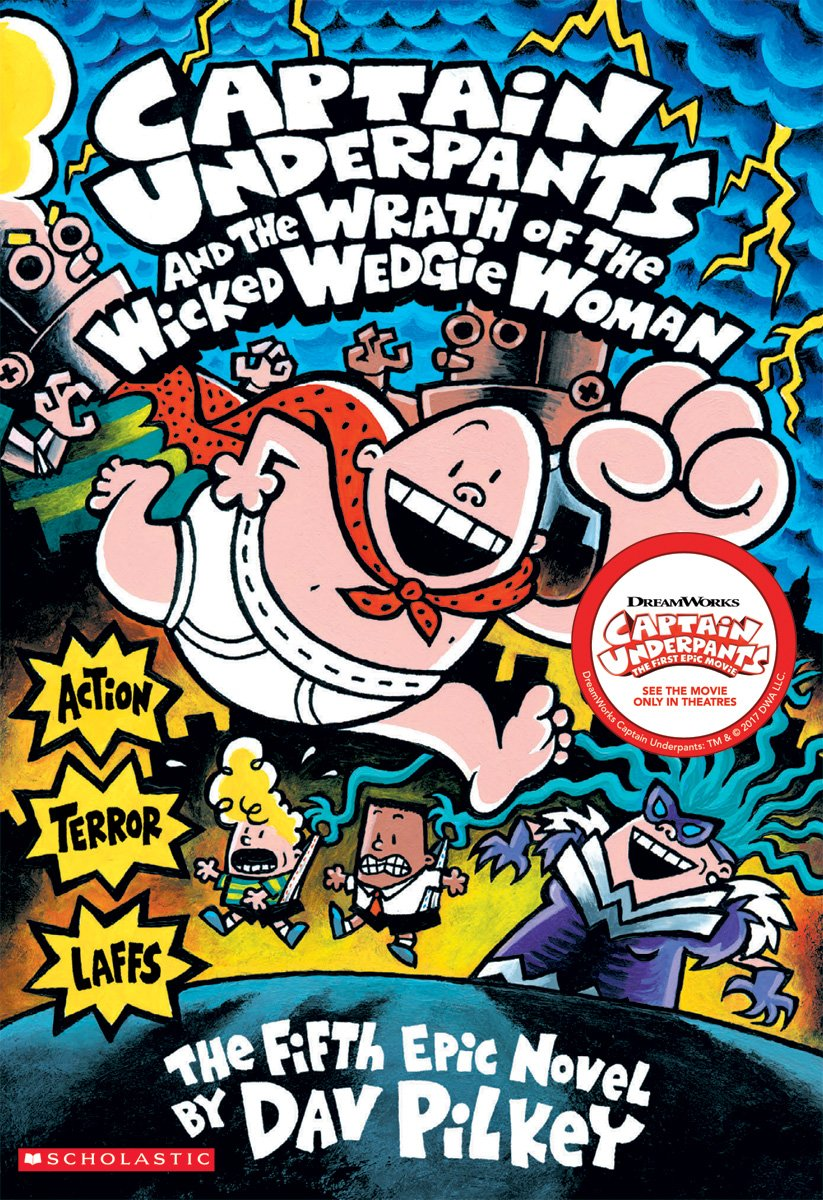 Image result for captain underpants book