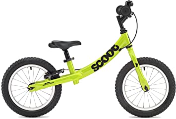 "2018 US Edition Scoot XL 14"" Balance Bike in Green ..."