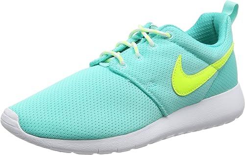 Nike Roshe One (GS), Zapatillas de Running para Mujer, Turquesa ...