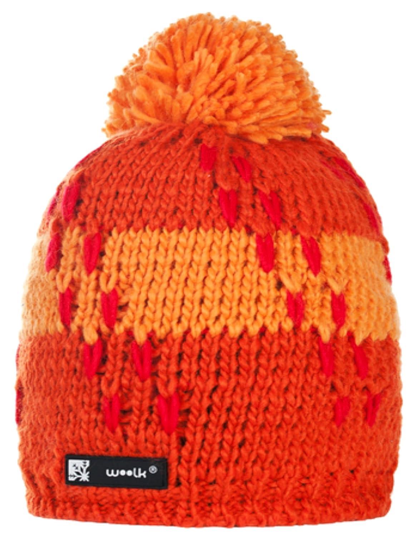wooly hat Unisex Wollig Wurm Winter Beanie Hat Hats Fluocco Damen Herren Strickmütze Fashion Ski Snowboard 1-b