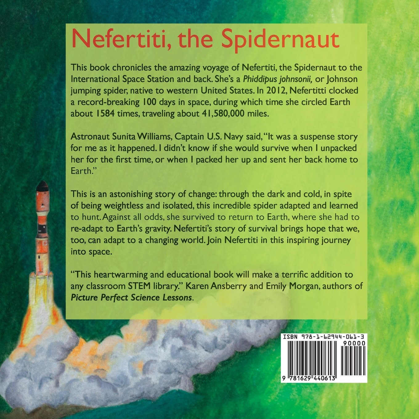 nefertiti the spidernaut the jumping spider who learned to hunt