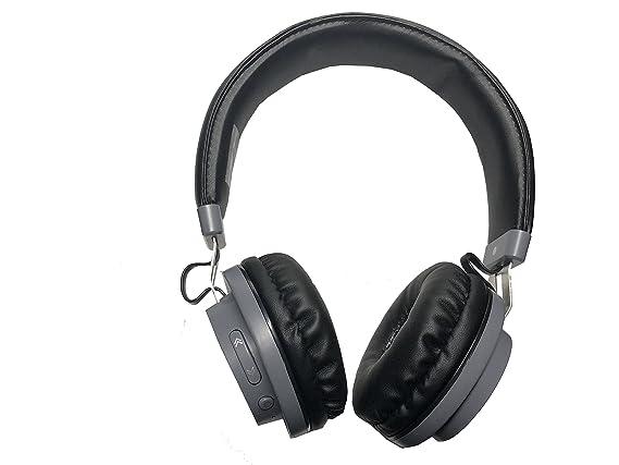Blaupunkt BLP4100 - Auriculares Bluetooth 2.1 Inalambricos Diadema, Manos Libres, Batería 300 mAh, 10 Metros, Negro: Amazon.es: Electrónica