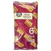 Morrisons Bacon Rashers 6 x 25g