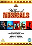The Musicals Collection [West Side Story, Chitty Chitty Bang Bang, Fiddler On The Roof, Man Of La Mancha, Guys & Dolls] [DVD]