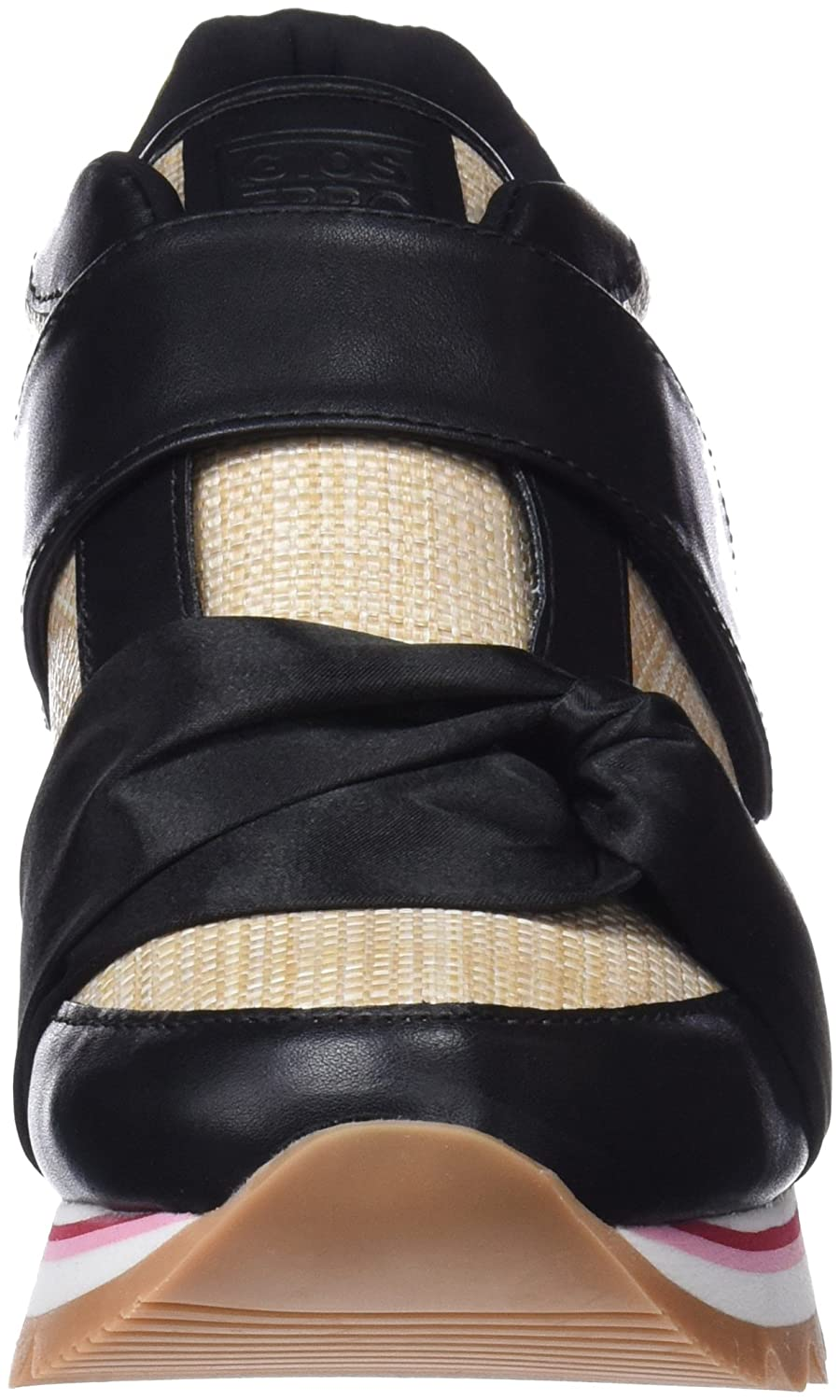 Amazon.com   Gioseppo Shoes Woman Sneakers high 43379 Black   Fashion Sneakers