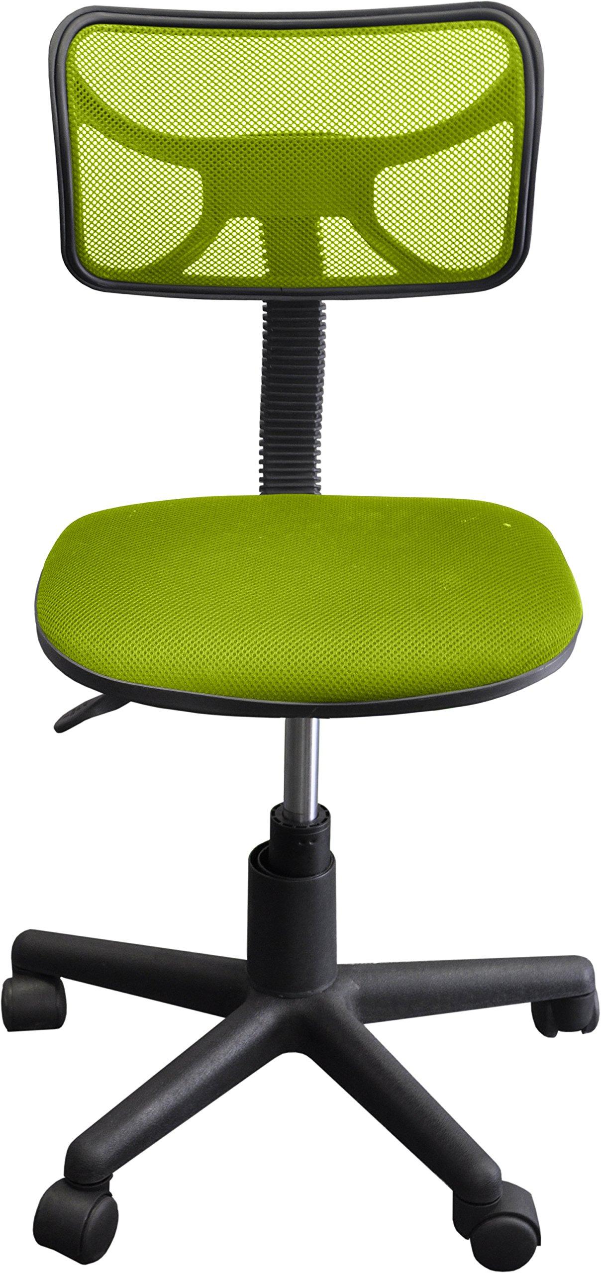Urban Shop WK659226 Swivel Mesh Task Chair, Neon by Urban Shop