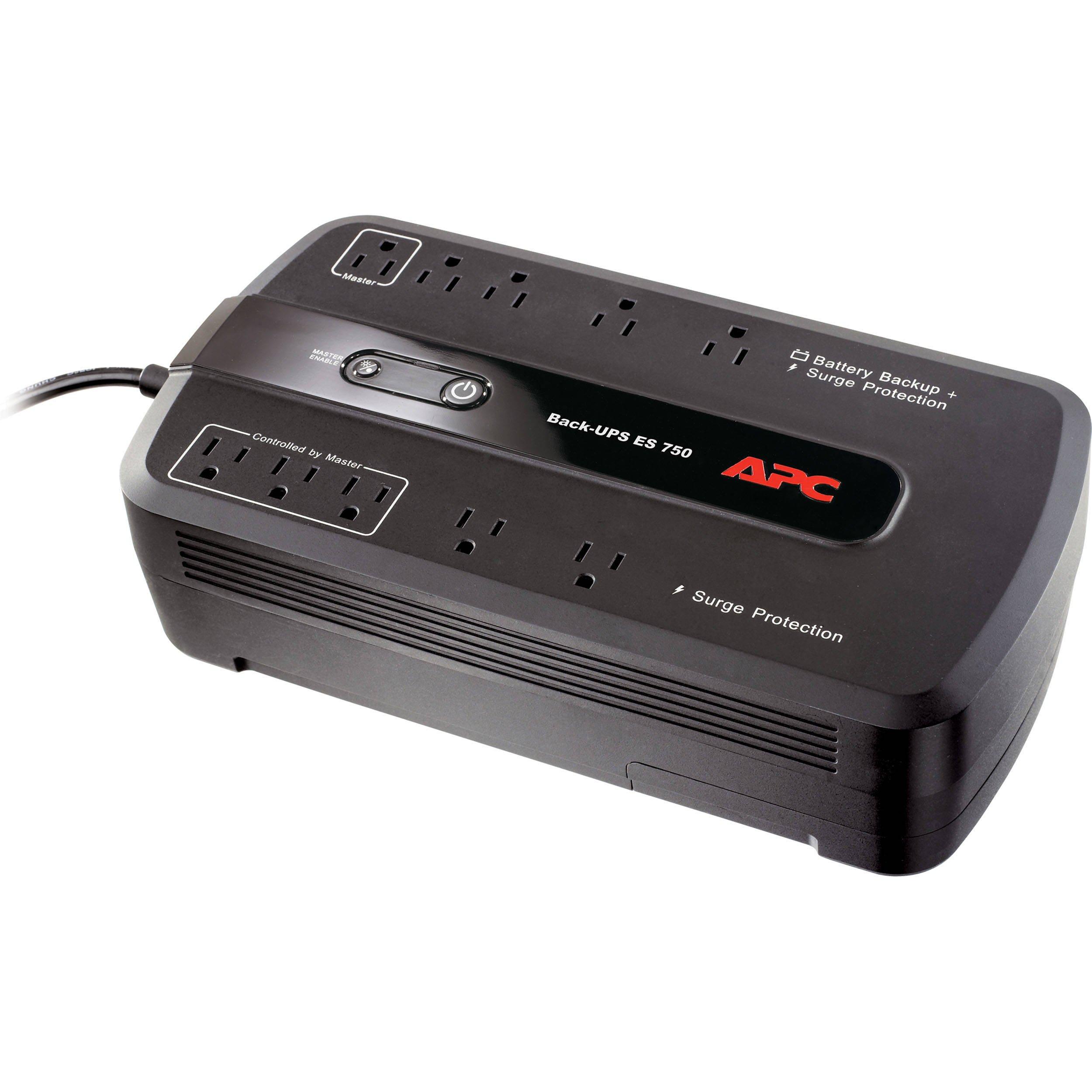 BE750G (005) - APC BE750G (005) APC BE750G Power Saving Battery Back-UPS
