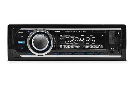 xo vision xd103 rb fm & mp3 receiver, refurbished xo vision car stereo xo vision xd103 rb fm & mp3 receiver, refurbished