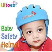 Liltoes Baby Safety Helmet, Blue