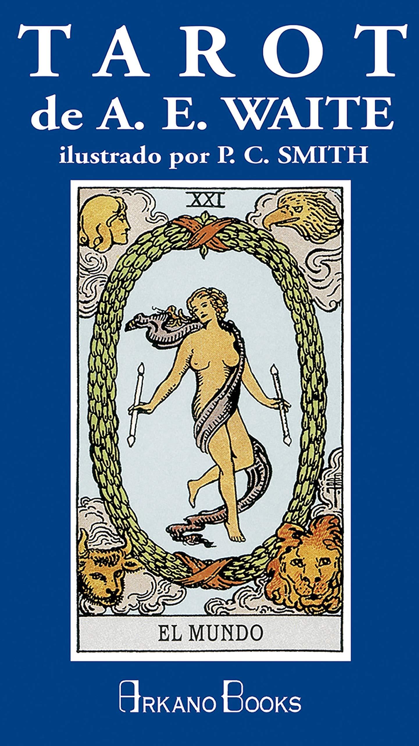Tarot. Cartas y libro de instrucciones: Amazon.es: Arthur ...