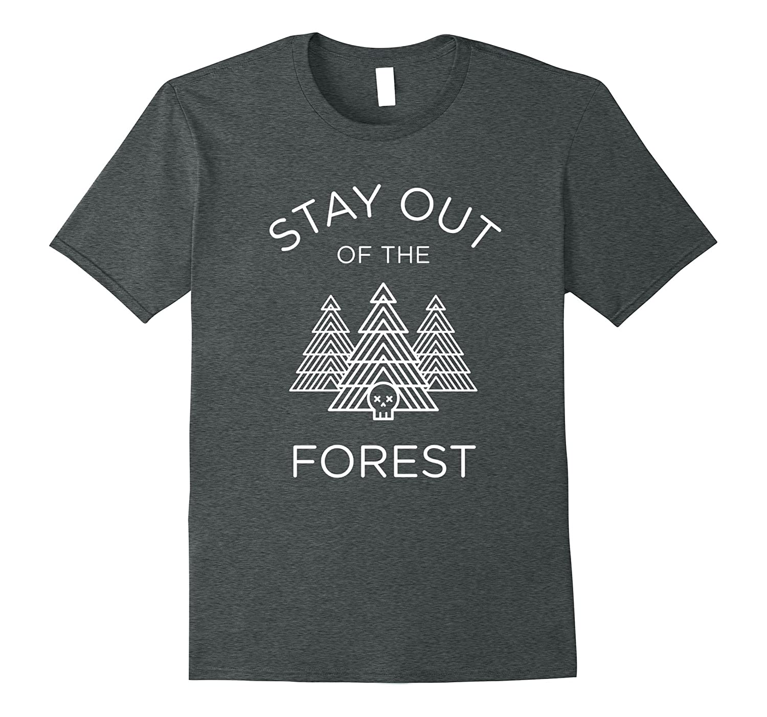 Womens Murderino Shirt Forest Medium-Tovacu